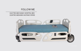 FOLLOW ME ELECTRO MECHANIC HOSPITAL BED